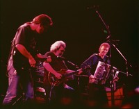 Grateful Dead: Bob Weir, Jerry Garcia, and Bruce Hornsby