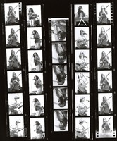 Grateful Dead: contact sheet with 29 images