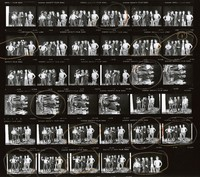 Grateful Dead: contact sheet with 35 images