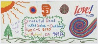 Anonymous (no return address, postmarked Oakland, CA)