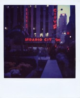 Radio City Music Hall: exterior