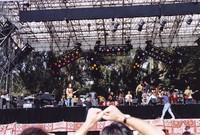 Bill Graham Memorial (Laughter, Love And Music): Carlos Santana and his band, accompanied by Bobby McFerrin