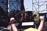 Santana: Carlos Santana and his band