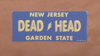 Grateful Dead bumper sticker