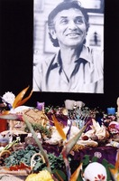 Bill Graham Memorial (Laughter, Love And Music): photograph of Bill Graham