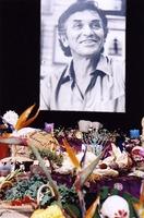 Bill Graham Memorial (Laughter, Love And Music): photograph of Bill Graham