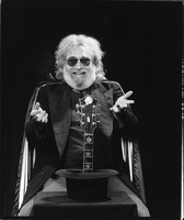 Jerry Garcia, on Broadway