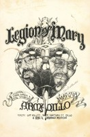 Legion of Mary, featuring Jerry Garcia & Merl Saunders. May 17-18, 1975, Armadillo