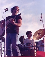 Robert Hunter and Mickey Hart