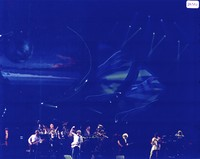 Grateful Dead and Branford Marsalis: Phil Lesh, Bill Kreutzmann, Bob Weir, Mickey Hart, Jerry Garcia, Branford Marsalis, Vince Welnick