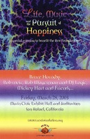 Life, Music and the Pursuit of Happiness; a special evening to benefit the Rex Foundation. Bruce Hornsby, Bob Weir, Rob Wasserman and DJ Logic, Mickey Hart and Friends... March 28, 2003, Marin Civic Exhibit Hall and Auditorium, San Rafael