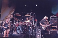 Grateful Dead: Bob Weir, Mickey Hart, and Jerry Garcia