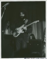 Howard Wales and Friends: Jerry Garcia