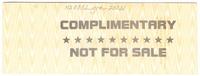 Bill Graham Presents Grateful Dead - San Francisco Civic Auditorium - December 28, 1983