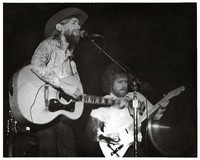 "New Riders of the Purple Sage, ca. 1970: John ""Marmaduke"" Dawson and David Nelson"