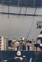 Grateful Dead: Bob Weir, Phil Lesh, Donna Jean Godchaux, and Jerry Garcia