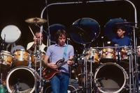 Grateful Dead: Bill Kreutzmann, Bob Weir, Mickey Hart