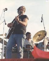 Robert Hunter and the Mystery Band: Robert Hunter and Mickey Hart