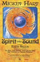 Mickey Hart - Spirit into Sound - Featuring Rebeca Mauleon