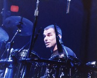 "Mickey Hart performing ""Drumz"""