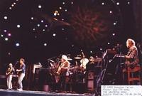 Grateful Dead: Phil Lesh, Bob Weir, Jerry Garcia, and Vince Welnick