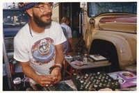 Deadhead vendor, ca. 1989